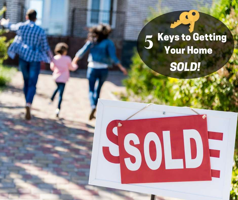 keys to get your home sold