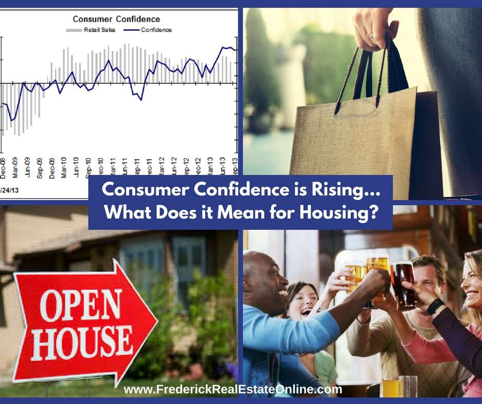 Consumer Confidence is on the Rise – What Does that Mean for Housing?