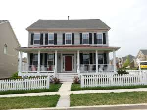 homes for sale frederick