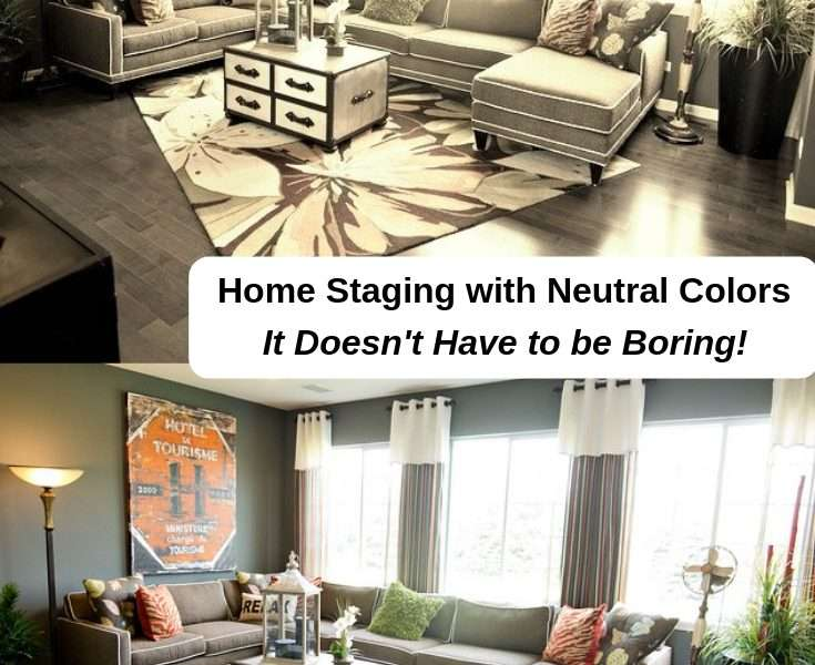 neutral colors for home staging