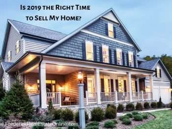 is this the right time to sell my house