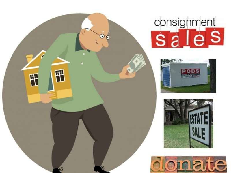 Are you downsizing? Four Great Tips to help
