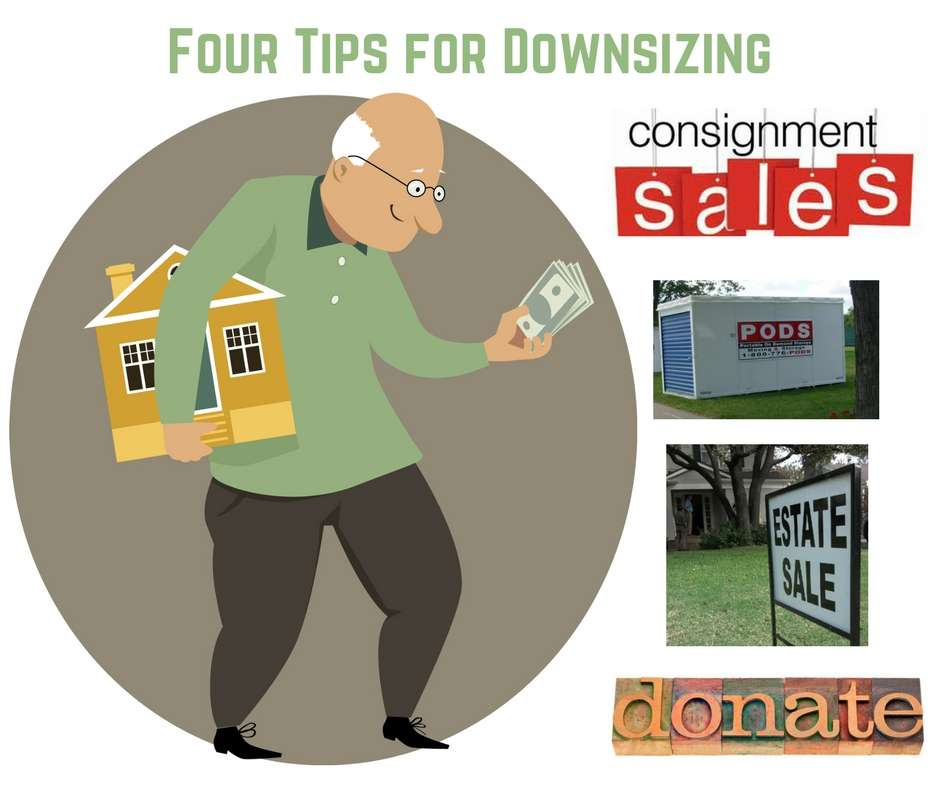 Are You Downsizing? Here are Four Tips