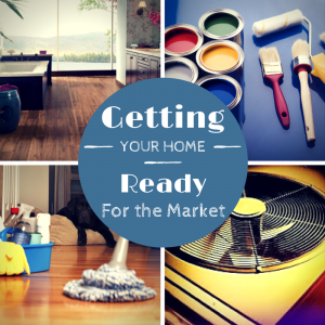 getting your home ready for the market