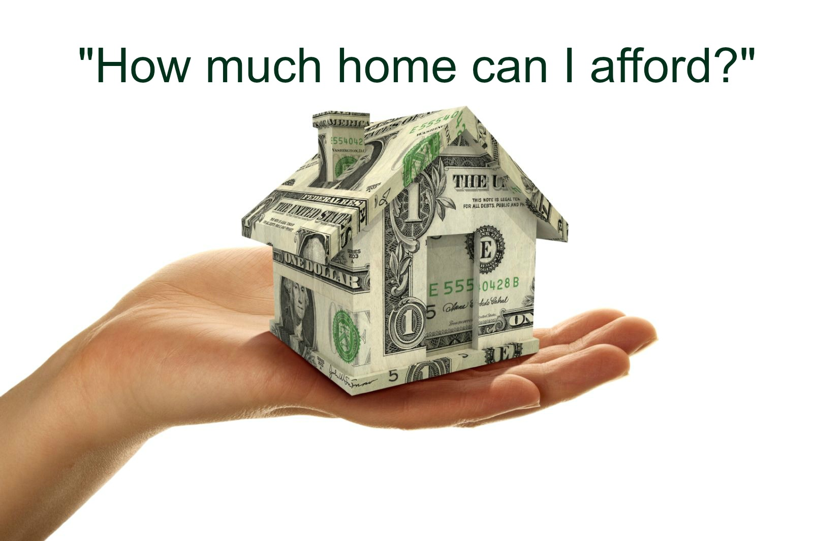 How much home can i afford to buy for Can i afford to build a new house