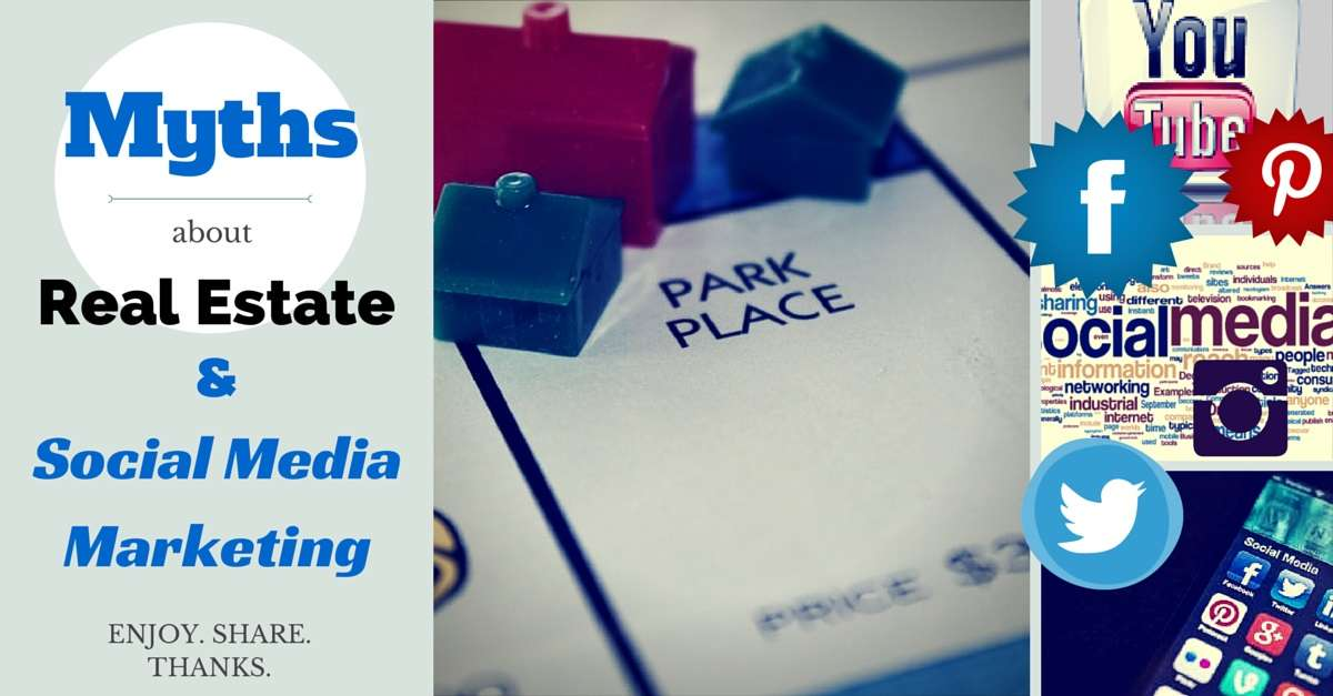 real estate and social media marketing