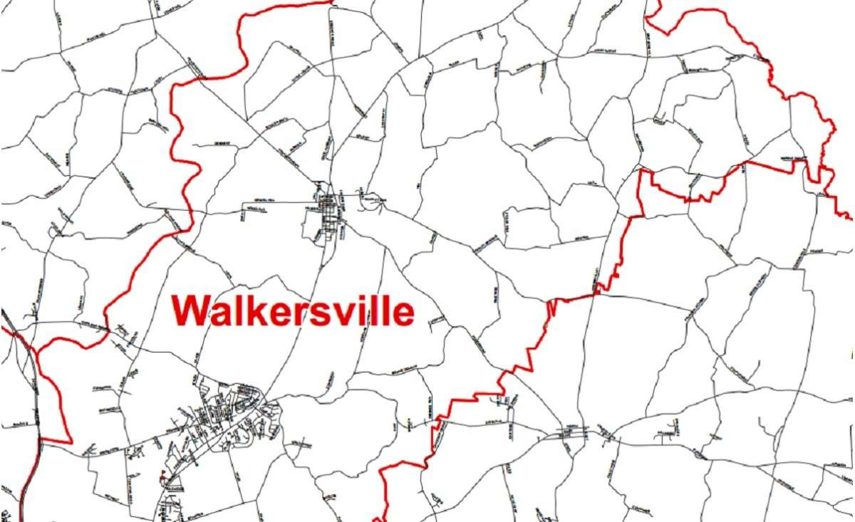 Homes for sale near Wallkersville High School