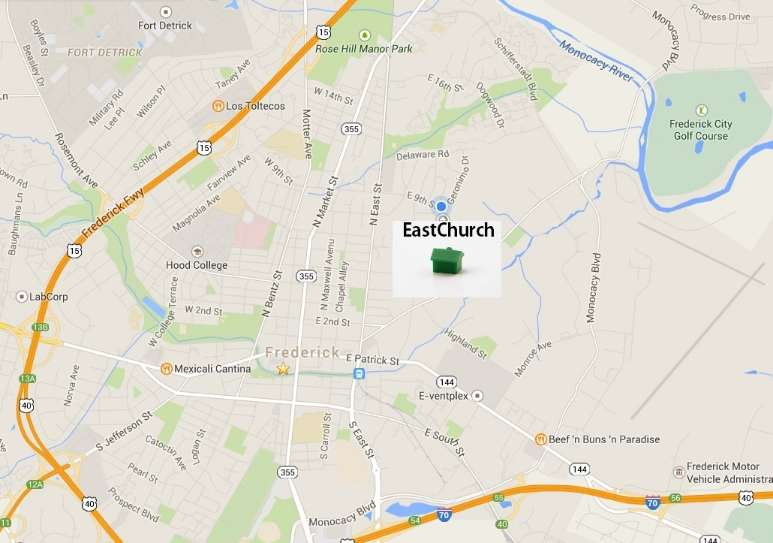 Eastchurch Development in Frederick Md