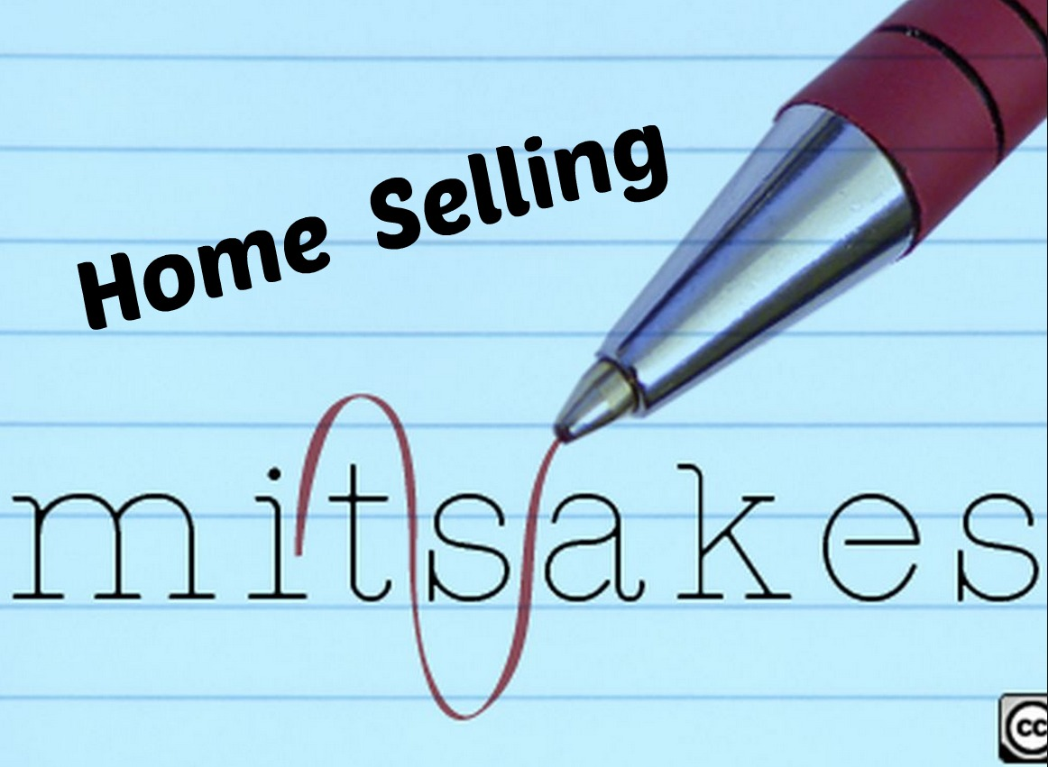 Three Mistakes Home Sellers Should Avoid