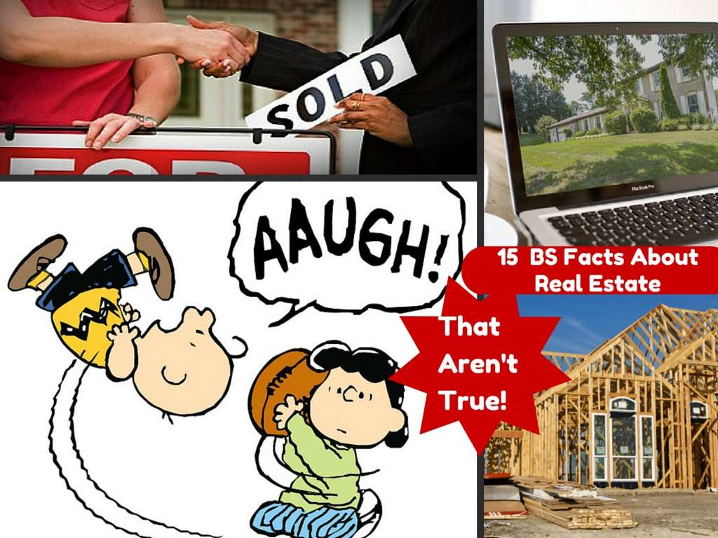 15 BS Facts About Homebuying Everyone Thinks Are True