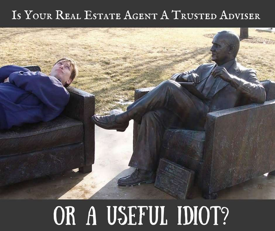 real estate agent trusted adviser