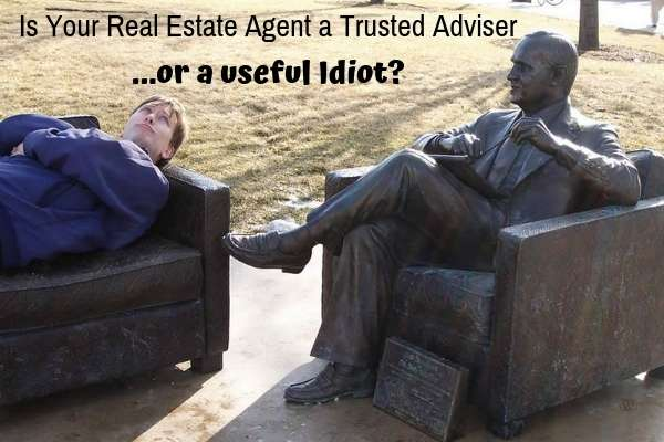 is your realtor a trusted adviser