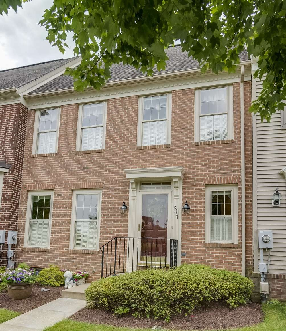 Worman's Mill Townhouse in Frederick Md