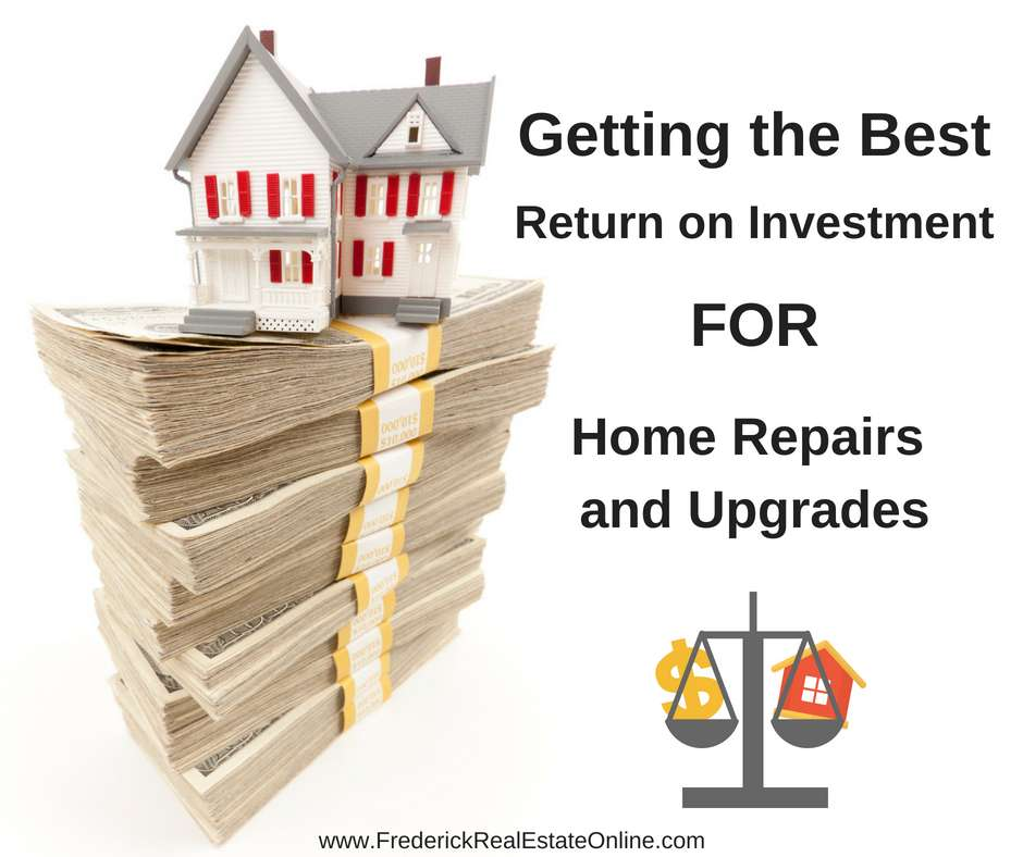 Best Return On Investment Home Improvements