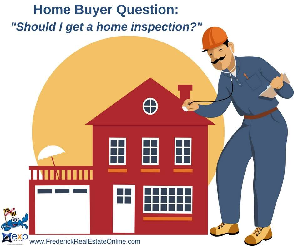 home buyer question should I get a home inspection