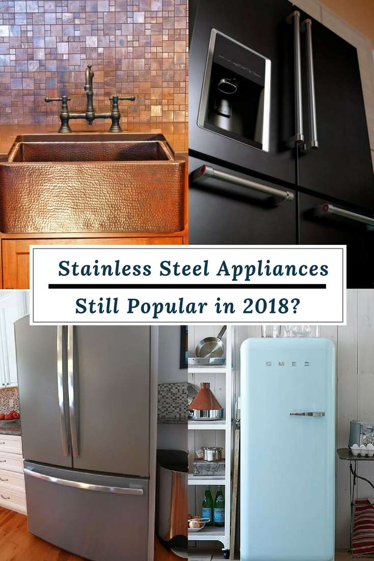 Are Stainless Steel Liances Still Por In 2019 Frederick Real Estate Online