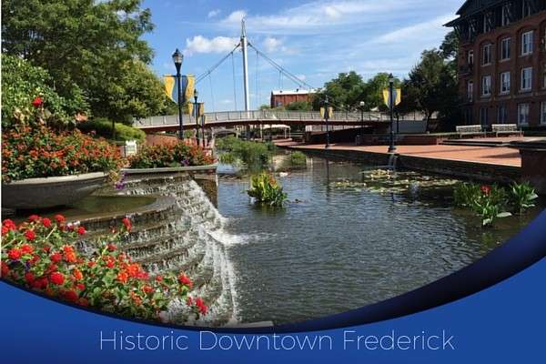 There are Two Historic Designations in Downtown Frederick