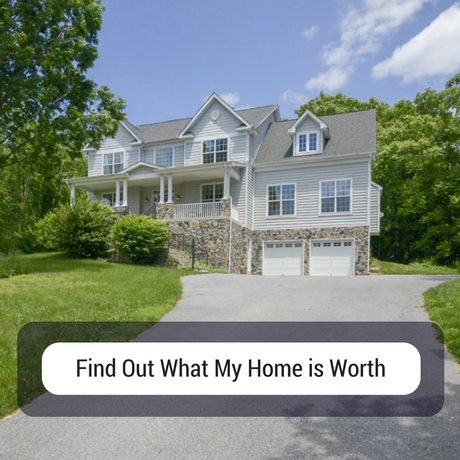 find frederick home value