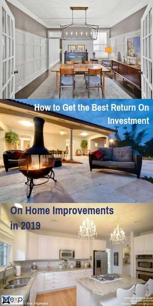 best home improvements for return on investment