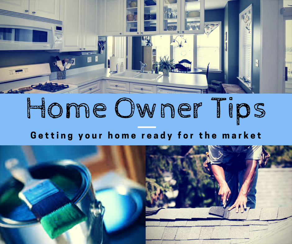 """What Are The Most Important Things To Do To Get My Home Ready to Sell?"""