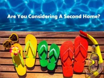 is it a good time for a vacation home?