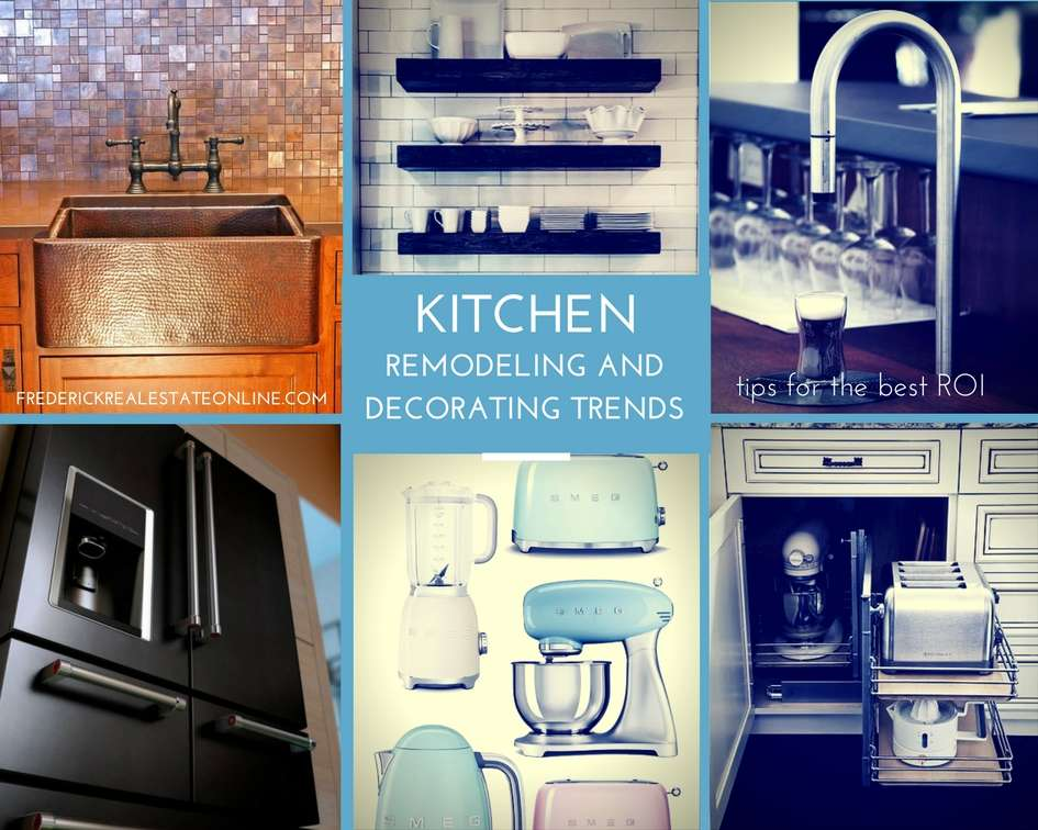 Kitchen Remodeling and Decorating Trends for Homeowners