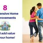 eight inexpensive ways to add value to your home