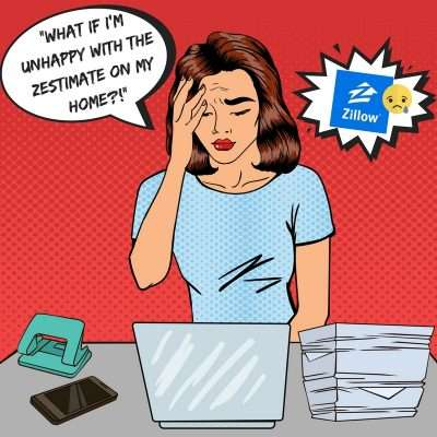Homeowners - Are You Happy with Your Zestimate?
