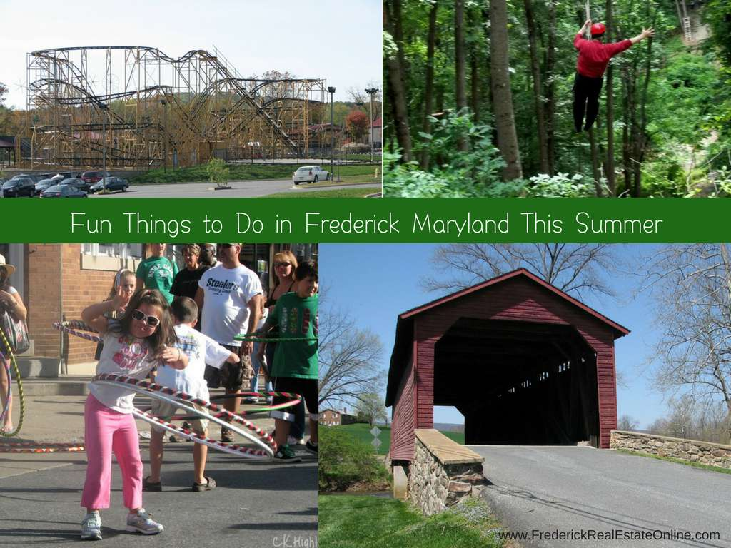 Fun Things to Do in Frederick Md This Summer