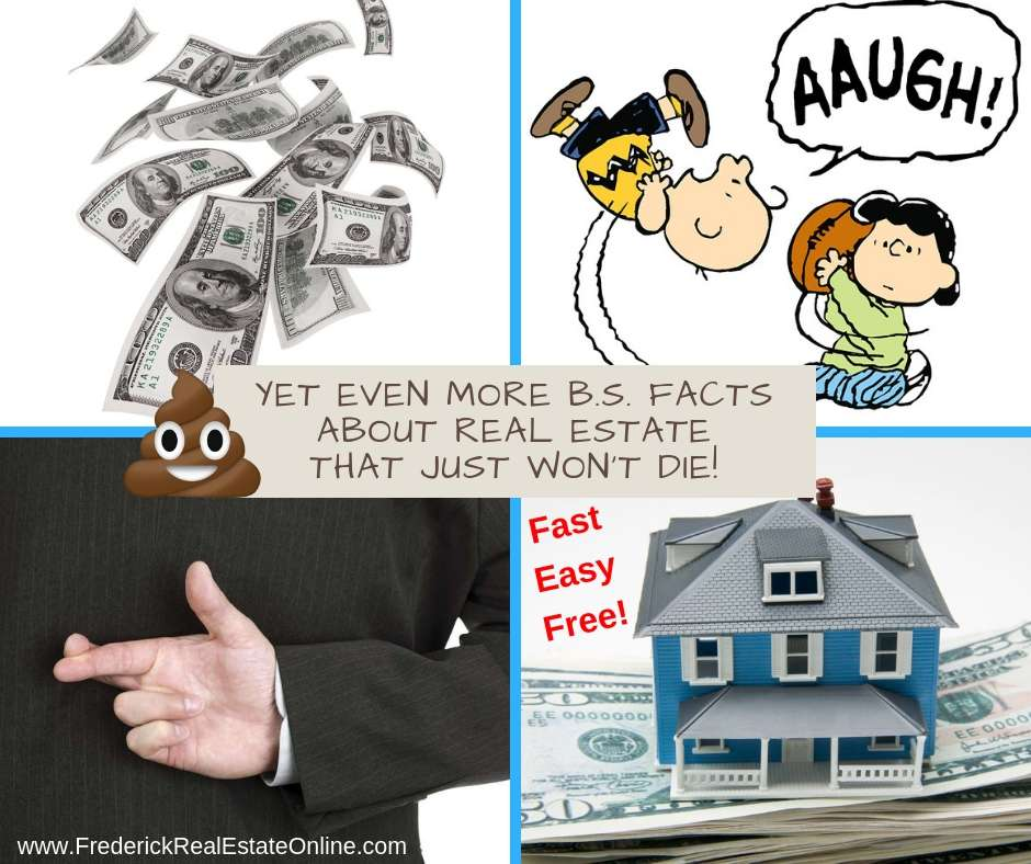 BS facts about real estate that don't die