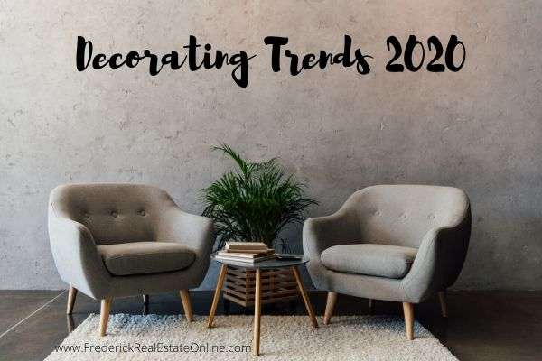Decorating Trends 2020