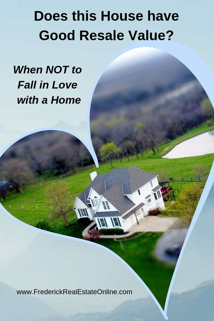 how to determine a home's resale value