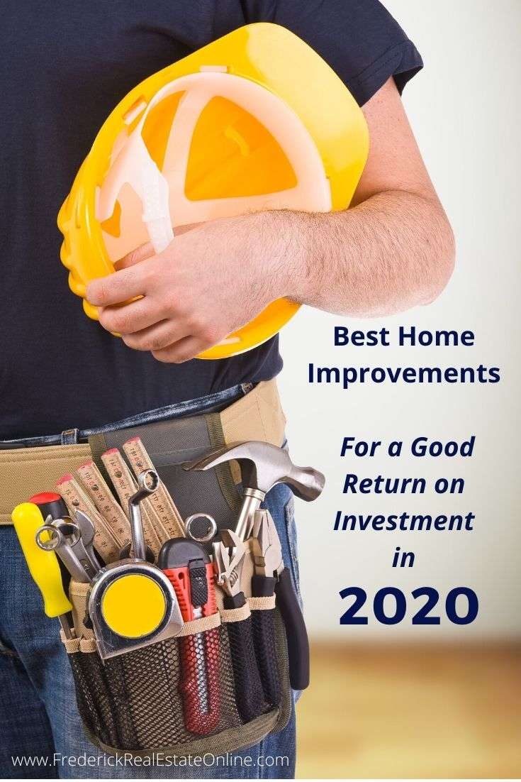 best home improvements for good roi