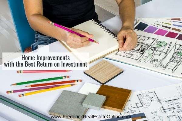 best home improvement ROI