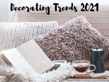 decor trends 2021