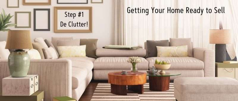 de clutter your home