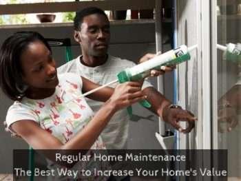 home maintenance maintains home value