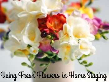 The best fresh flowers for staging